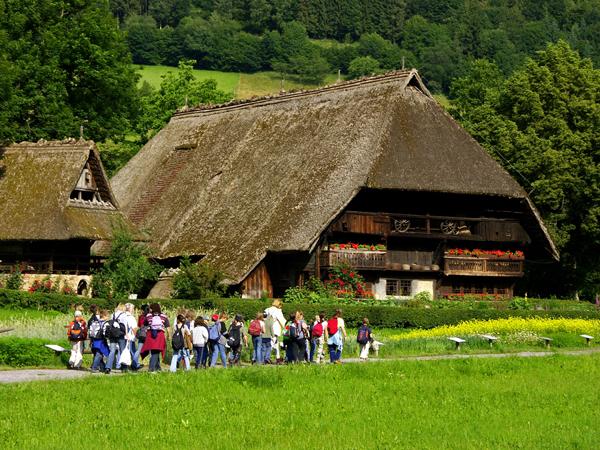 Schwarzwälder Freilichtmuseum Vogtsbauernhof/Foto: Karl Schlessmann