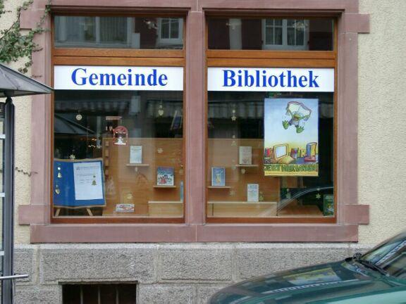 Bild von Bibiliothek