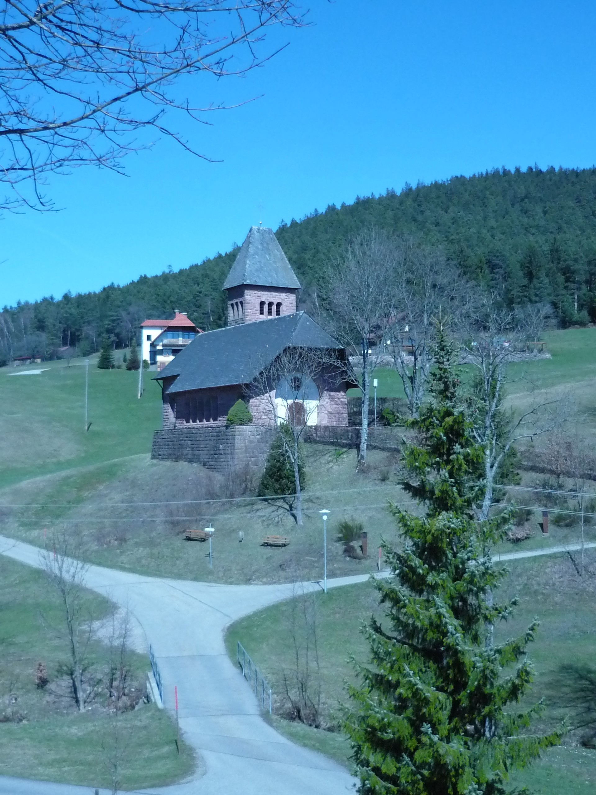 Sulzbacher Kirchle bei Lauterbach