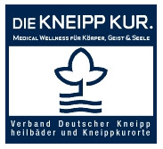 Logo die Kneipp Kur