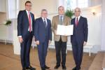 Preisverleihung zum internationalen Albert-Schweitzer-Preis 2017