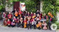 Prova Folklore Orchestra Winterthur