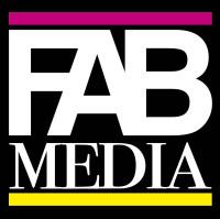 Logo FABMEDIA · Werbefotografie und Design