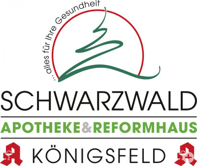 Logo Schwarzwald-Apotheke Königsfeld