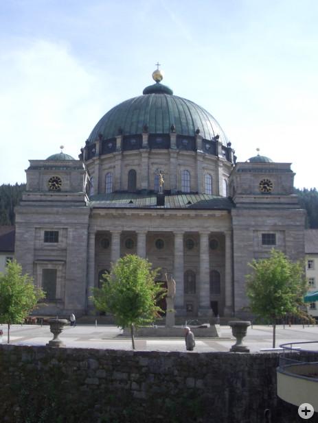 Dom in St. Blasien