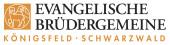 Logo der Evangelische Brüdergemeine Königsfeld