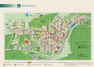 Ortsplaene Königsfeld und Ortsteile