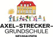 Axel-Strecker-Grundschule Neuhausen Logo