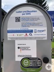 Stromtankstelle Königsfeld